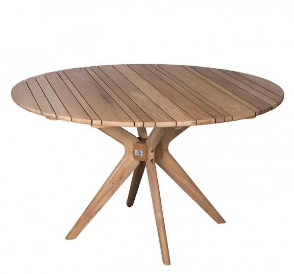 Tisch Dasra Teak rund deVries