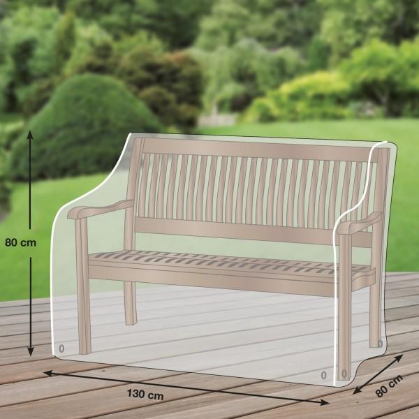 Schutzhaube Premium Polyester für 2-Sitzer Gartenbänke