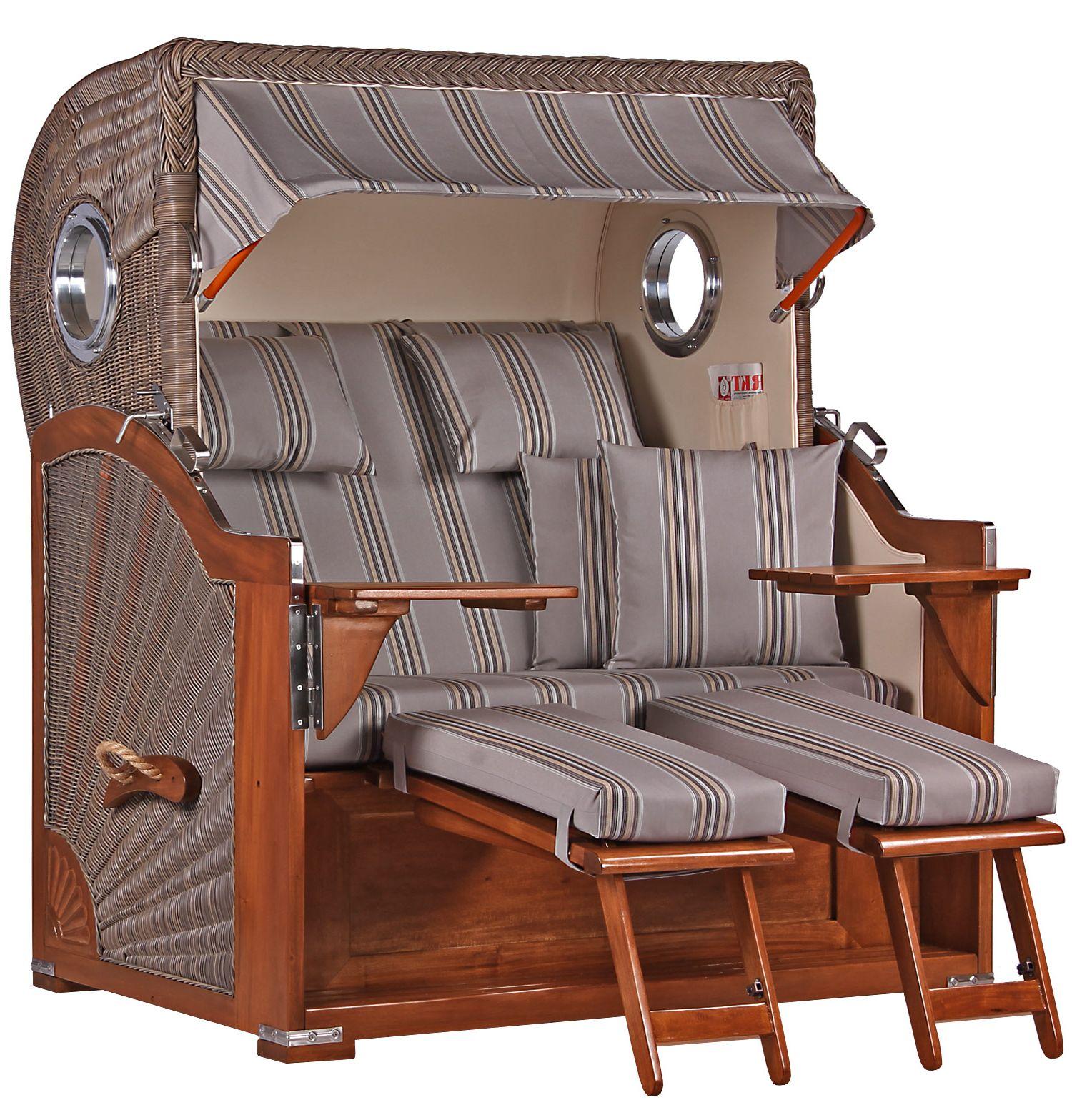 2 5 sitzer xxl strandk rbe stoffe h lzer gefelcht. Black Bedroom Furniture Sets. Home Design Ideas