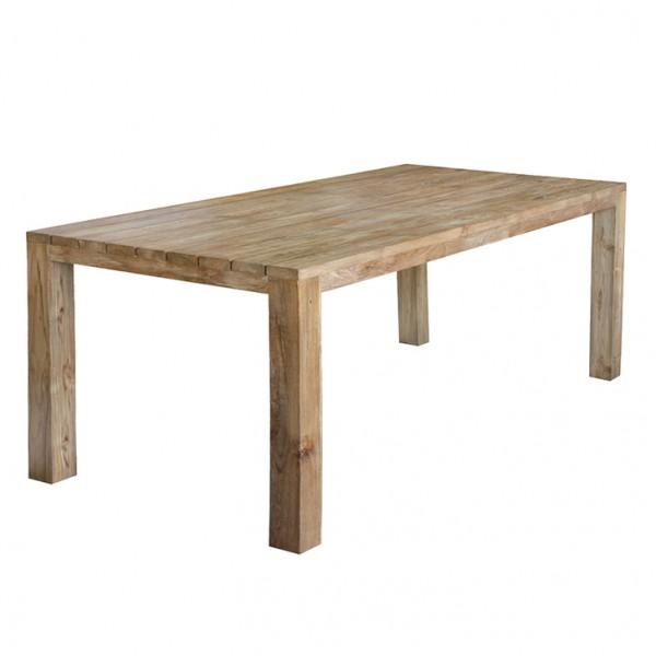 Tisch Kensington Teak deVries