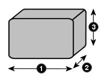 Schutzhaube rechteckig