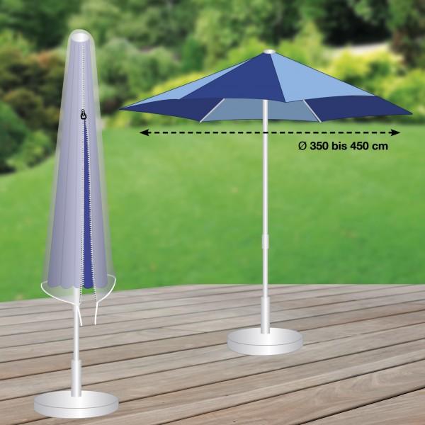 Schutzhaube Premium Polyester für Marktschirme